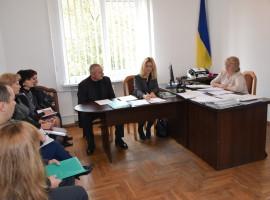 Засідання комісії з питань захисту прав дитини під головуванням Ірини Масюк