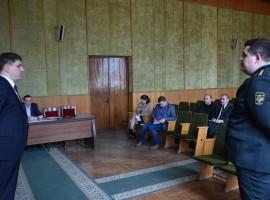 Нарада голови РДА з представниками лісового господарства