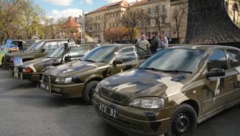 Волонтери спільно з департаментом соцзахисту Львівської ОДА розроблять пропозиції щодо законопроекту про машини для АТО