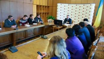 У Львівській ОДА обговорили питання роздержавлення районних ЗМІ