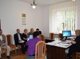 Відбулося засідання комісії з питань виплат