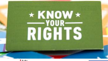 Громадська організація EYC / European Youth Community організовує триденний проект із захисту прав людини.