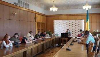Олег Синютка зустрівся із учасниками АТО щодо вирішення земельних питань