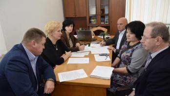 Засідання Спостережної комісії Яворівської РДА