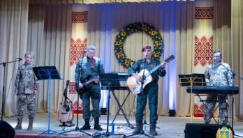 Музика війни: у Дрогобичі учасник АТО Максим Перев'язко організував благодійний творчий вечір