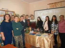 """Пізнавальна година """"Чорнобиль… Біль і пам'ять вічні"""""""