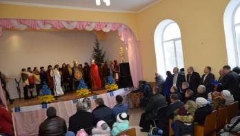 Прощання з колядою в смт Немирів