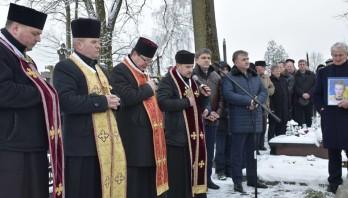 Яворівчани молитовним віче відзначили День Соборності України