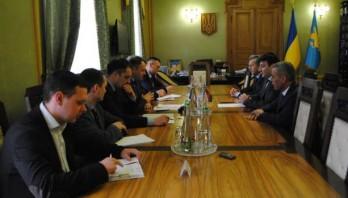 Львівщина та Азербайджан налагоджують багатовекторну співпрацю