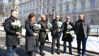 На Львівщині відбулась акція, приурочена Всесвітньому дню боротьби з туберкульозом