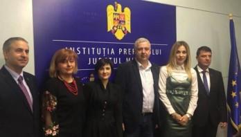 Представники Львівської ОДА ознайомились із системою запобігання та протидії насильству у Румунії