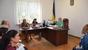 Чергове засідання комісії з питань легалізації виплати заробітної плати та зайнятості населення
