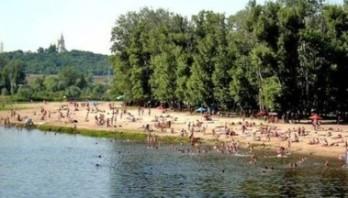 Цивільний захист інфомує про місця масового відпочинку населення на водних об'єктах Львівської області