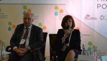 На Форумі місцевого розвитку порушили питання освітньої співпраці Львівщини та Луганщини
