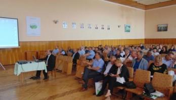 На Львівщині відбувся семінар із стимулювання росту та плодоношення рослин