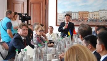 Інвестиційний потенціал Львівщини представили делегації з В'єтнаму