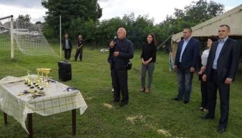 Футбольний турнір пам'яті загиблого в АТО Тараса Мисика