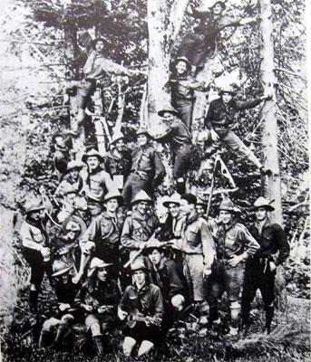 """96 років від створення куреня УПА """"Лісові чорти"""""""
