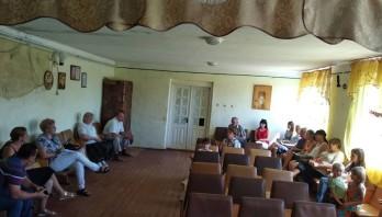 Виїзна зустріч з громадами Ясниської та Бірківської сільських рад