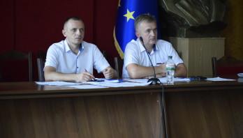 Відбулася розширена нарада з головами органів місцевого самоврядування