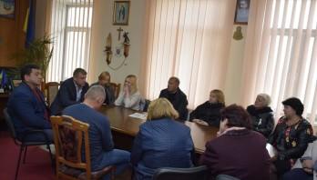 Виїзний прийом в смт Івано-Франкове