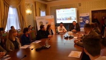 У Львівській ОДА презентували програми Skills labs: власна справа та Успішна кар'єра