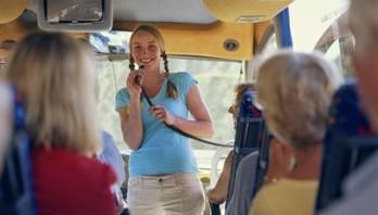 Для екскурсоводів та гідів-перекладачів організували навчання