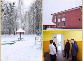 Візит в с.Дрогомишль Дрогомишлянської сільської ради