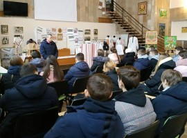 День Соборності в Новояворівському краєзнавчому музеї