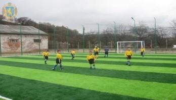 В межах програми «Спортивний майданчик» на Старосамбірщині реалізували понад десяток проектів