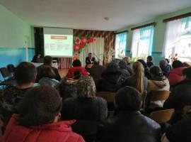 Обговорення плану розвитку с.Великополе на 2019-2021 рр.