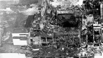 34 роки тому сталася аварія на Чорнобильській АЕС