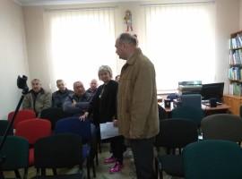 Заходи присвячені 33 річниці з дня аварії на Чорнобильській АЕС