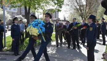Львівщина вшанувала пам'ять героїв та жертв Чорнобильської трагедії