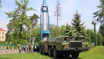 У Національній академії сухопутних військ відбувся день відкритих дверей