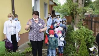 Показовий день Тижня безпеки дитини у ДНЗ «Малятко» №3 м.Яворова