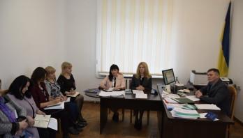 В райдержадміністрації проведено засідання комісії з питань захисту прав дітей