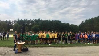 Відбулося відкриття ІІІ дитячого турніру з футболу пам'яті Олега Русина