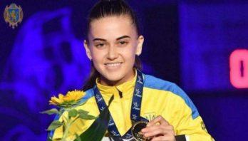 Львівська спортсменка здобула бронзу на Чемпіонаті світу