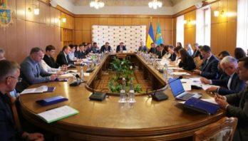Під час зустрічі із Народними депутатами розглянули пропозиції Львівщини щодо формування держбюджету