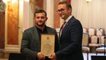 На Львівщині відбулися урочистості до Всесвітнього дня туризму