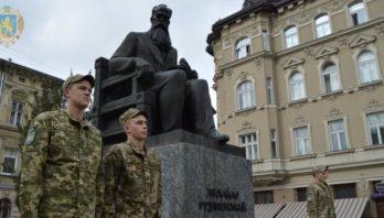 Львівщина відзначає 153-тю річницю з дня народження Михайла Грушевського