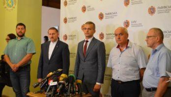 Експерти встановлюють причину обвалу будинку у місті Дрогобичі