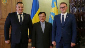 Львівщина розширює багатовекторну співпрацю із Соціалістичною Республікою В′єтнам