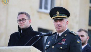 На Львівщині представили начальника Західного територіального управління Національної гвардії