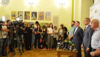 Понад мільйон гривень фінансової допомоги отримали родини загиблих та постраждалих під час обвалу будинку у Дрогобичі