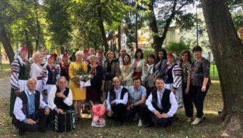 Громада Яворівщини відвідала ІІІ Етнофестиваль гостинностіна Жидачівщині