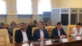 Представники Львівщини взяли участь у зустрічі в Мінрегіоні
