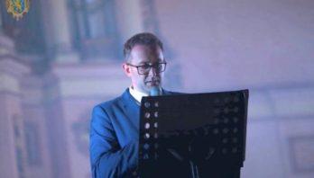 Маркіян Мальський привітав учасників 26-го BookForum від імені Президента України