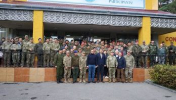 Rapid Trident-2019: на Львівщині тривають наймасштабніші в Україні військові навчання